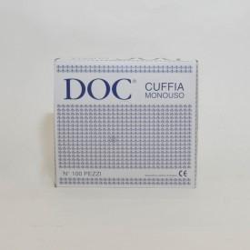 CUFFIA MONOUSO DOC