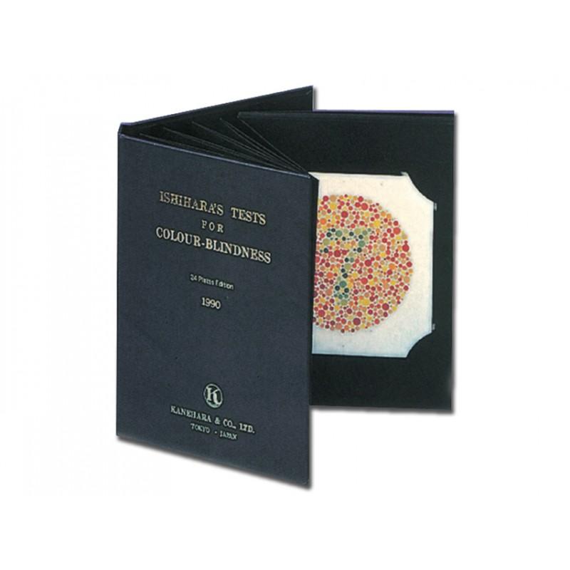 Tavola ishihara libro da 38 tavole eurosanitas - Tavole di ishihara test ...