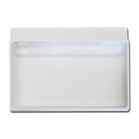 VASSOIO PLASTICA - 600 x 400 x h 100 mm