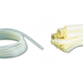 TUBO SILICONE - d: 1 mm - 2 x 4 mm