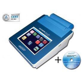 SPIROLAB III + SOFTWARE WINSPIROPRO - spirometro a colori con stampante