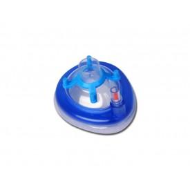 MASCHERINA IN SILICONE N. 0 - neonato/small